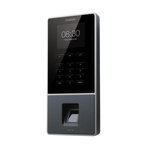 Zeiterfassungssystem mit RFID Kartenleser + Fingerprintsensor + PIN inkl. Standard-Software Safescan TM-626 Produktbild