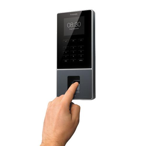 Zeiterfassungssystem mit RFID Kartenleser + Fingerprintsensor + PIN inkl. Standard-Software Safescan TM-626 Produktbild Additional View 1 L