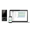 Zeiterfassungssystem mit RFID Kartenleser + Fingerprintsensor + PIN inkl. Standard-Software Safescan TM-626 Produktbild Additional View 4 S