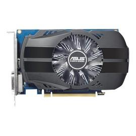ASUS PH-GT1030-O2GD4 - OC Edition - Grafikkarten - GF GT 1030 - 2 GB DDR4 - PCIe 3.0 x16 Produktbild