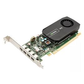 NVIDIA Quadro NVS 510 - Grafikkarten - Quadro NVS 510 - 2 GB GDDR3 - PCIe 2.0 x16 - 4 x Mini DisplayPort Produktbild