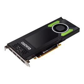 NVIDIA Quadro P4000 - Grafikkarten - Quadro P4000 - 8 GB GDDR5 - PCIe 3.0 x16 - 4 x DisplayPort Produktbild