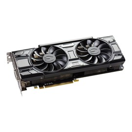 EVGA GeForce GTX 1070 Ti SC GAMING - Black Edition - Grafikkarten - GF GTX 1070 Ti - 8 GB GDDR5 - PCIe 3.0 Produktbild
