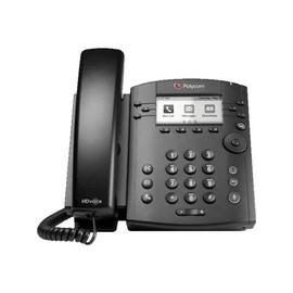 Polycom VVX 300 - VoIP-Telefon - SIP, SDP - 6 Leitungen Produktbild