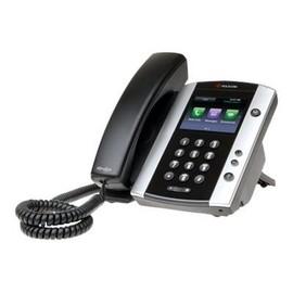 Polycom VVX 500 - VoIP-Telefon - SIP, RTCP, RTP, SRTP - mehrere Leitungen Produktbild