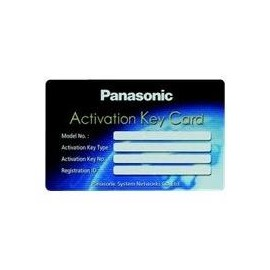 Panasonic - (3 Jahre) Aktivierungsschlüssel - für HD Visual Communications System KX-VC300, KX-VC600 Produktbild