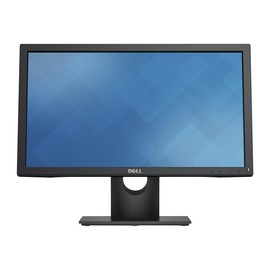 "Dell E2016H - LED-Monitor - 50.8 cm (20"") (19.5"" sichtbar) - 1600 x 900 - TN - 250 cd/m² Produktbild"
