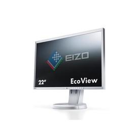 "EIZO FlexScan EV2216WFS3-GY - LED-Monitor - 55.8 cm (22"") - 1680 x 1050 - TN - 250 cd/m² Produktbild"