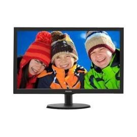 """Philips V-line 223V5LHSB2 - LED-Monitor - 55.9 cm (22"""") (21.5"""" sichtbar) - 1920 x 1080 Full HD (1080p) - 200 cd/m² - Produktbild"""