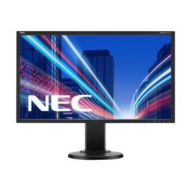 "NEC MultiSync E223W - LED-Monitor - 55.9 cm (22"") - 1680 x 1050 HD 720p - TN - 250 cd/m² Produktbild"