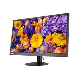 """Lenovo ThinkVision E24-10 - LED-Monitor - 60.5 cm (23.8"""") (23.8"""" sichtbar) - 1920 x 1080 Full HD (1080p) - IPS - 250 Produktbild"""