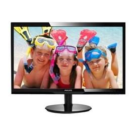 """Philips V-line 246V5LDSB - LED-Monitor - 61 cm (24"""") - 1920 x 1080 Full HD (1080p) - 250 cd/m² - 1000:1 Produktbild"""