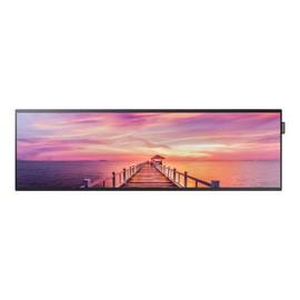 """Samsung SH37F - 93.98 cm (37"""") Klasse - SHF series LED-Display - Digital Signage 1920 x 540 - kantenbeleuchtet - Schwarz Produktbild"""