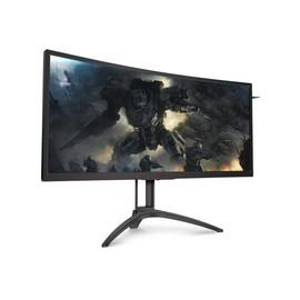 """AOC AGON AG352UCG6 - LED-Monitor - gebogen - 88.981 cm (35"""") - 3440 x 1440 WQHD - MVA Produktbild"""