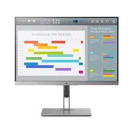 """HP EliteDisplay E243i - LED-Monitor - 60.96 cm (24"""") - 1920 x 1200 WUXGA - IPS - 300 cd/m² Produktbild"""