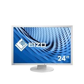"EIZO FlexScan EV2430-GY - LED-Monitor - 61.1 cm (24.1"") - 1920 x 1200 Full HD (1080p) - IPS - 300 cd/m² Produktbild"
