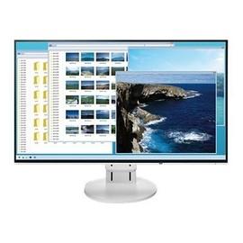 "EIZO FlexScan EV2451-WT - LED-Monitor - 60.5 cm (23.8"") - 1920 x 1080 Full HD (1080p) - IPS - 250 cd/m² Produktbild"