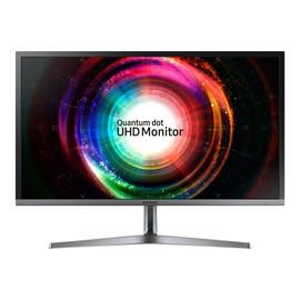 "Samsung UH75 Series U28H750UQU - LED-Monitor - 71.1 cm (28"") (27.9"" sichtbar) - 3840 x 2160 4K - TN - 300 Produktbild"