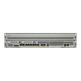 Cisco ASA 5585-X Security Plus Firewall Edition SSP-10 bundle - Sicherheitsgerät - 10 GigE - 2U - wiederhergestellt - Produktbild