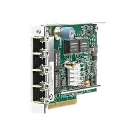 HPE 331FLR - Netzwerkadapter - PCIe 2.0 x4 - Gigabit Ethernet x 4 - für ProLiant DL20 Gen9, DL385 Gen10, DL560 Gen10, Produktbild