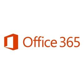 Microsoft Office 365 Personal - Abonnement-Lizenz (1 Jahr) - 1 Telefon, 1 Tablet, 1 PC/Mac - nicht-kommerziell - Produktbild