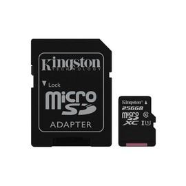 Kingston Canvas Select - Flash-Speicherkarte (microSDXC-an-SD-Adapter inbegriffen) - Produktbild