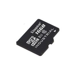 Kingston - Flash-Speicherkarte - 16 GB - UHS Class 1 / Class10 - microSDHC UHS-I Produktbild