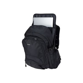 "Targus 15.4 - 16"" / 39.1 - 40.6cm Classic Backpack - Notebook-Rucksack - 40.6 cm (16"") - Schwarz Produktbild"