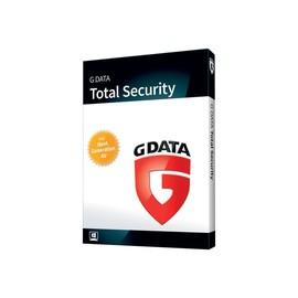 G Data TotalSecurity - Abonnement-Lizenz (1 Jahr) + 1 Jahr Premium-Support - 1 PC - ESD - Win Produktbild