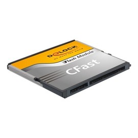 DeLOCK CFast - Flash-Speicherkarte - 16 GB - CFast 2.0 Produktbild