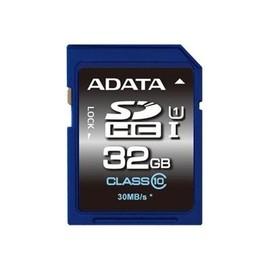 ADATA Premier - Flash-Speicherkarte - 32 GB - UHS Class 1 / Class10 - SDHC UHS-I Produktbild