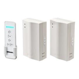 Celexon Professional 2-Channel - Leinwand-Steuerung - Glossy White Produktbild