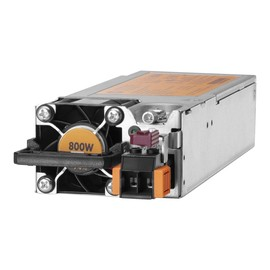 HPE - Stromversorgung redundant / Hot-Plug (Plug-In-Modul) - Flex Slot - -40 -72 V - 800 Watt Produktbild