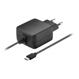 goobay - Netzteil - 2.5 A (Micro-USB Type A) - Schwarz Produktbild