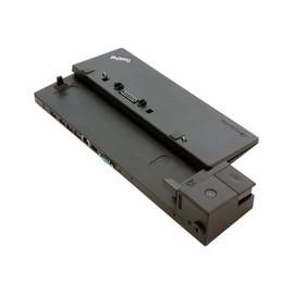 Lenovo ThinkPad Basic Dock - Port Replicator - VGA - 65 Watt - GB - für ThinkPad A475; L460; L470; L560; L570; Produktbild