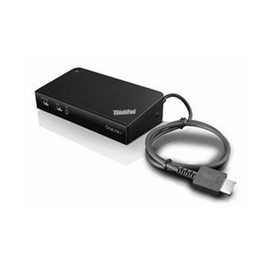 Lenovo ThinkPad OneLink+ Dock - Port Replicator - VGA - 90 Watt - für ThinkPad P40 Yoga 20GQ, 20GR; X1 Carbon Produktbild