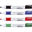 Whiteboardmarker 3mm Rundspitze grün trocken abwischbar BestStandard KF26112 Produktbild Additional View 1 S