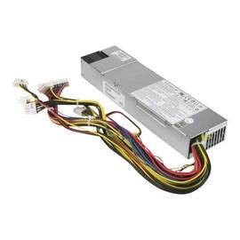 Supermicro PWS-341P-1H - Stromversorgung (intern) - 80 PLUS Platinum - Wechselstrom 100-240 V - 340 Produktbild