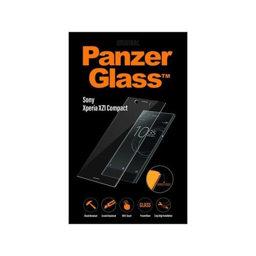 PanzerGlass Original - Bildschirmschutz - für Sony XPERIA XZ2 Compact Produktbild Additional View 1 L