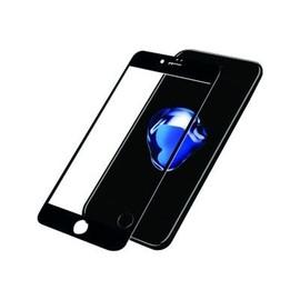 PanzerGlass - Bildschirmschutz - Schwarz - für Apple iPhone 7 Plus, 8 Plus Produktbild