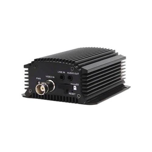 Hikvision DS-6700 Series DS-6701HWI - Video-Server - 1 Kanäle Produktbild Front View L