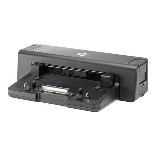 HP 2012 230W Docking Station - Docking Station - GB - für EliteBook 2170p, 8440p, 8460p, 8470p, 8470w, 8540p, Produktbild Additional View 1 L