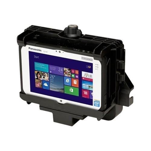 Panasonic PCPE-GJM1V02 - Port Replicator - für Toughpad FZ-M1, FZ-M1 Value Produktbild Front View L