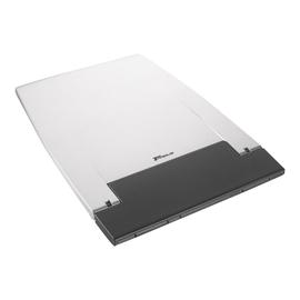 "Targus Ergo M-Pro Notebook Stand - Notebook-Ständer - 43.2 cm (17"") - Silber, Dunkelgrau Produktbild"