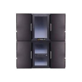 actidata actiLib Kodiak 6807-ETL - Bandbibliothek - 200 TB / 500 TB - Einschübe: 80 - LTO Ultrium (2.5 TB / Produktbild