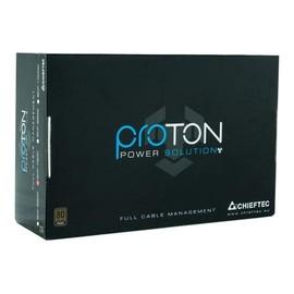 Chieftec Proton Series BDF-850C - Stromversorgung (intern) - ATX12V 2.3 - 80 PLUS Bronze - Wechselstrom 115-230 V Produktbild