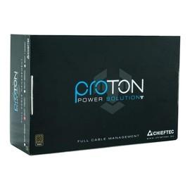 Chieftec Proton Series BDF-650C - Stromversorgung (intern) - ATX12V 2.3 - 80 PLUS Bronze - Wechselstrom 115-230 V Produktbild