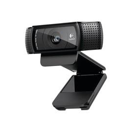 Logitech HD Pro Webcam C920 - Web-Kamera - Farbe - 1920 x 1080 - Audio - USB 2.0 Produktbild