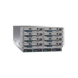 Cisco UCS 5108 Blade Server Chassis - Rack - einbaufähig - 6U - bis zu 8 Blades - Stromversorgung Hot-Plug 2500 Produktbild