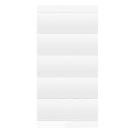 Beschriftungsschildchen 60x21mm weiß Falken 11288172 (BTL=100 STÜCK) Produktbild